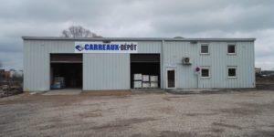L'entrepot de carrelage carreaux-depot à Talange Hauconcourt