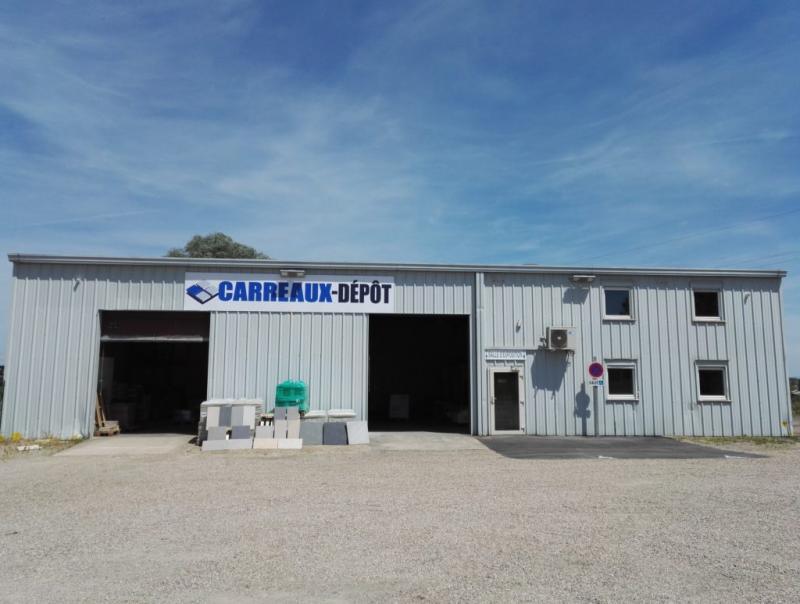 Facade carreaux depot