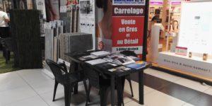 Stand Carreaux Depot Hauconcourt